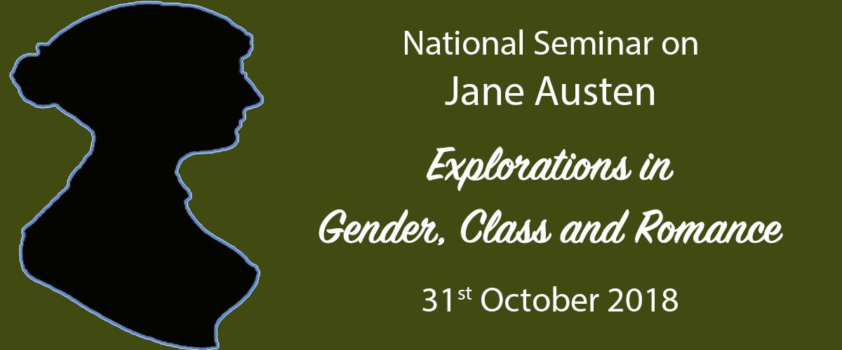 National Seminar on Jane Austen